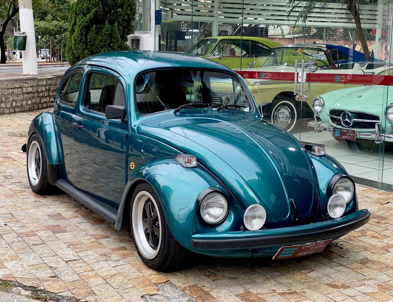 VW FUSCA SÉRIE OURO - 1996 Image