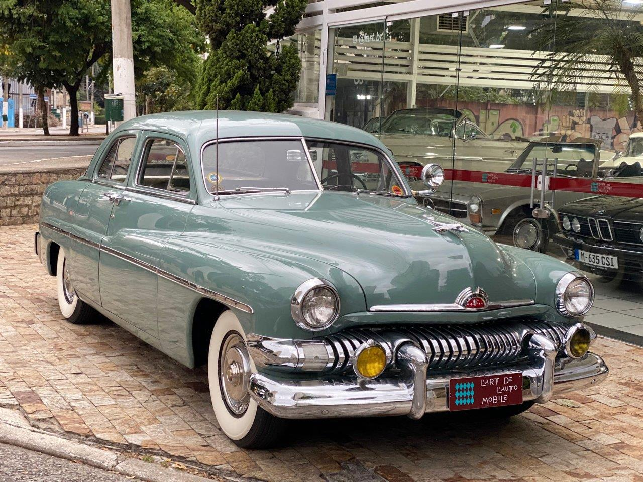 MERCURY SEDAN - 1951 Image