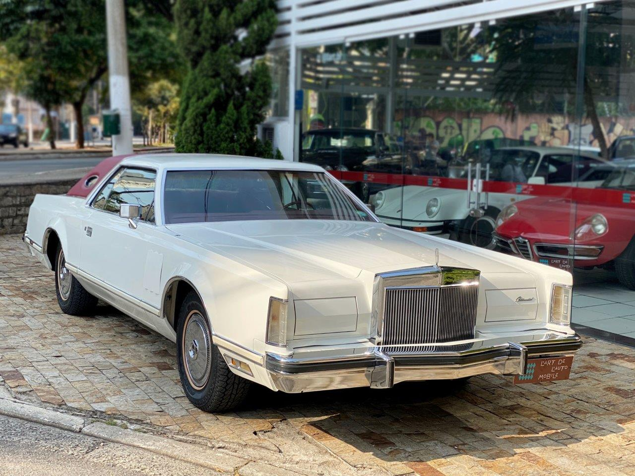 LINCOLN CONTINENTAL MARK V - 1977 Image